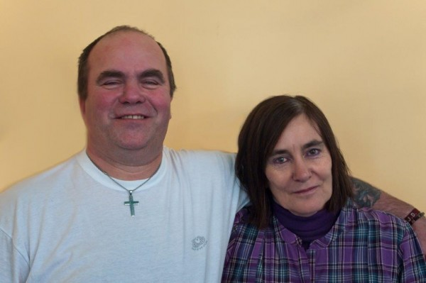 John & Irene Coppard