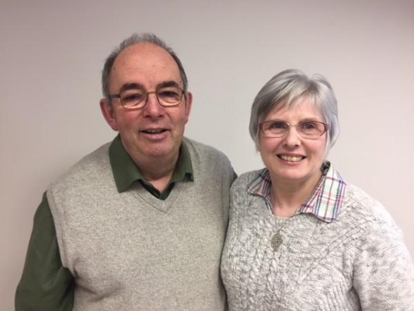 Mike & Linda Sandison